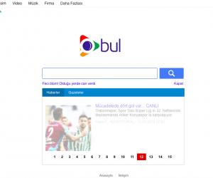 Bul.com.tr Yerli Arama Motoru
